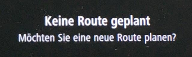 Navi von TomTom im Renault Zoe