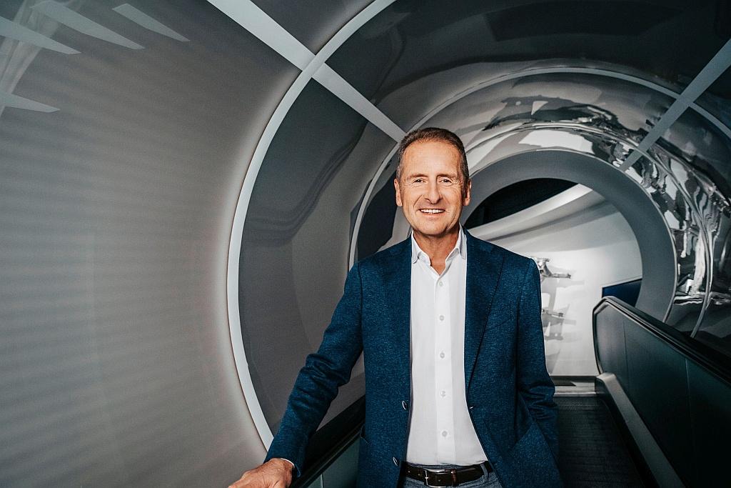 Herbert Diess von Volkswagen